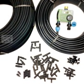 All-inclusive Garden Hose Kit - 250m