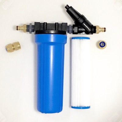 Filter and Pressure Reducing Kit.