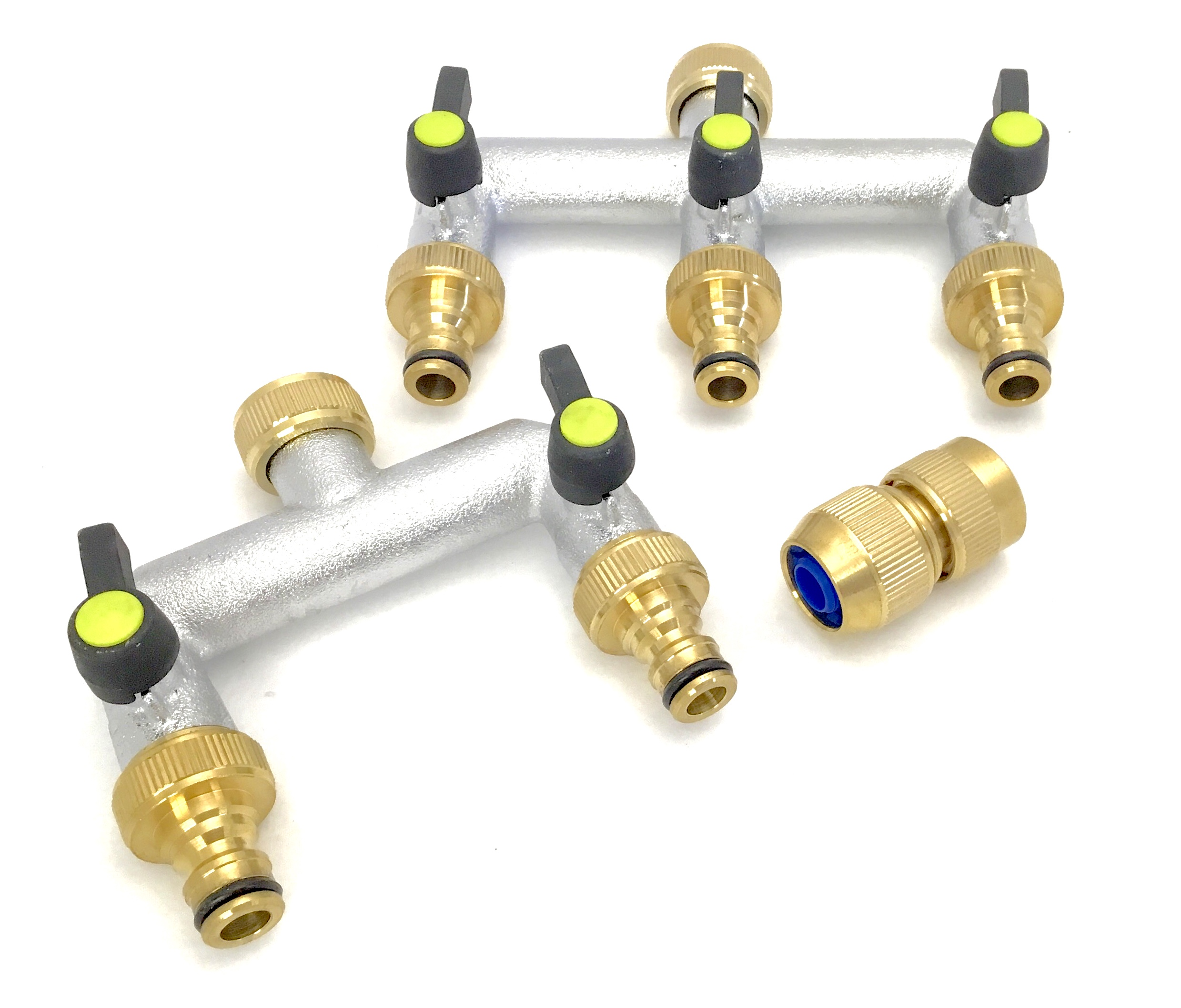 BRASS TAP AND HOSE FITTINGS