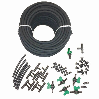 Vegetable Plot Watering Kit - 50m