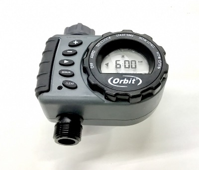 Orbit Single Tap Timer with single output