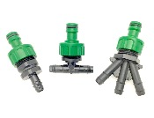 HoseSnap to LeakyPipe connectors